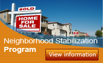 Neighborhood Stabilization Program Homes for Sale